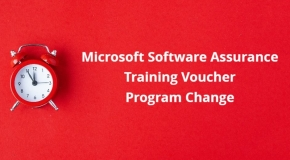 What you need to know about the major changes to Microsoft Software Assurance Training Vouchers